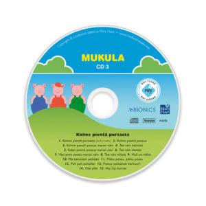 Mukula CD-3