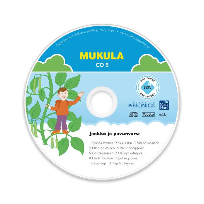 Mukula CD-5