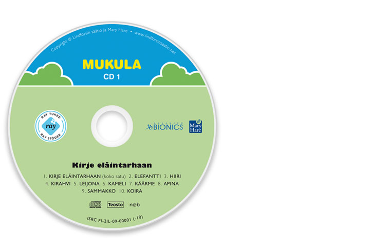 Mukula CD 1