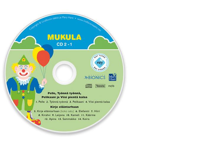 Mukula CD 2-1