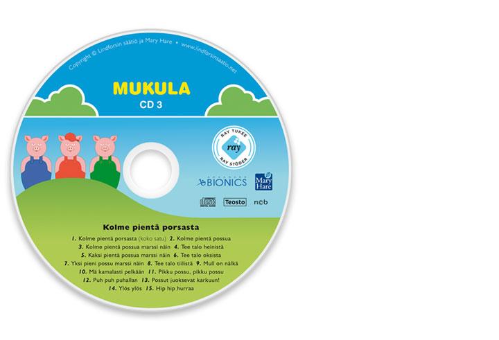 Mukula CD 3