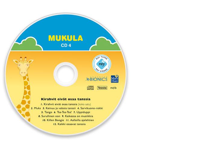 Mukula CD 4