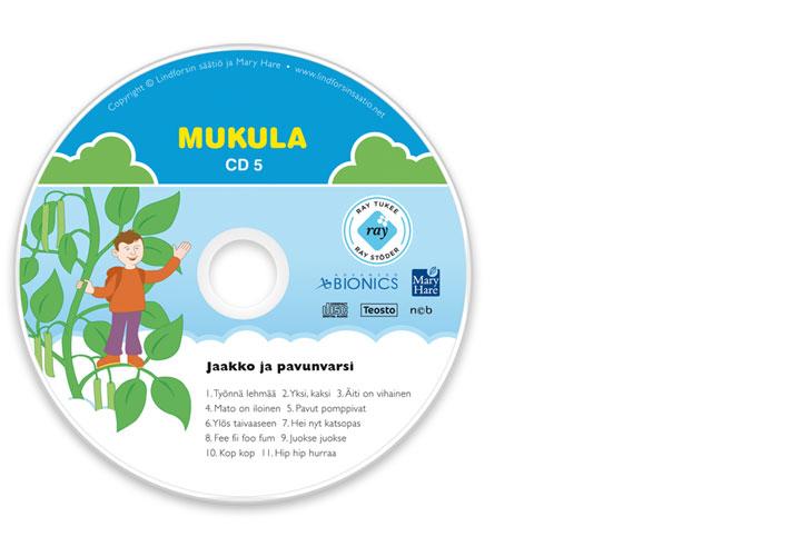 Mukula CD 5