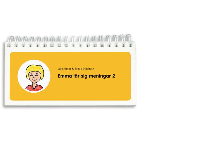 Emma lär sig meningar 2