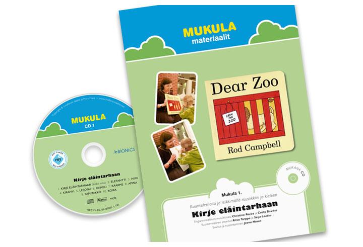 Mukula 1 - Kirje Eläintarhaan